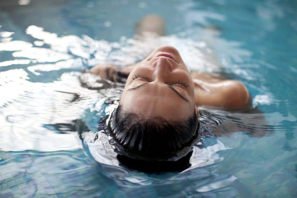 Hydrotherapy for sciatica