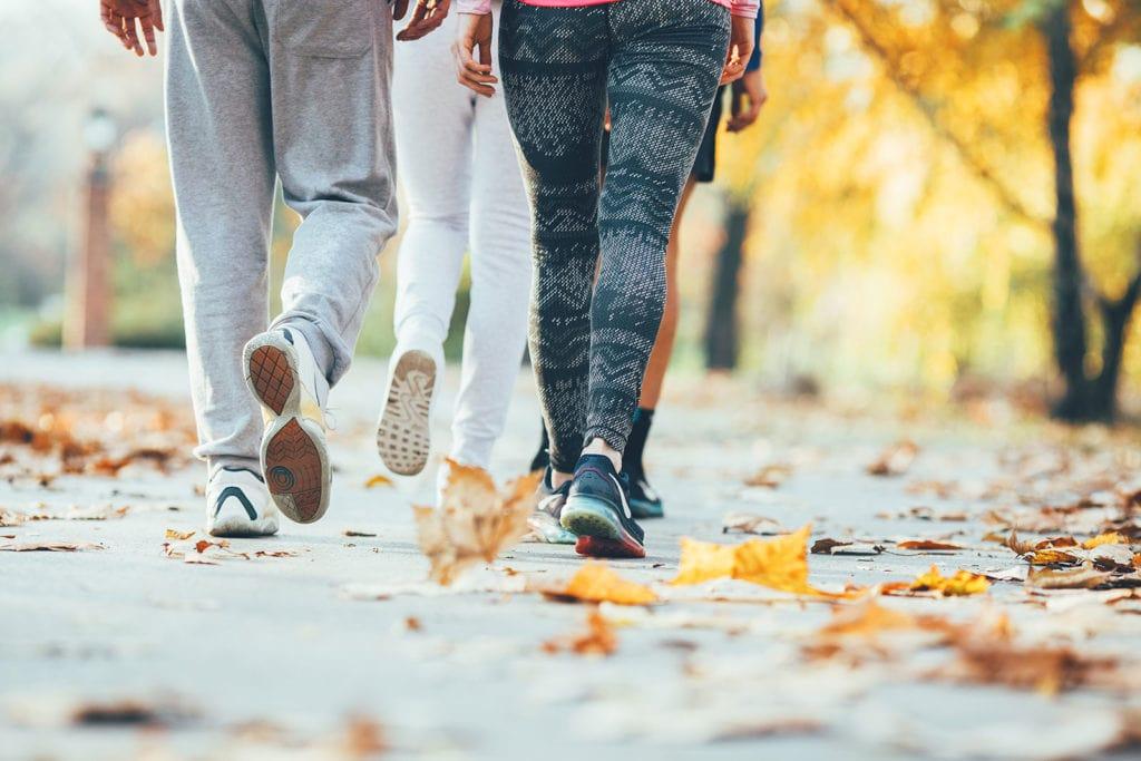 Sciatica while walking