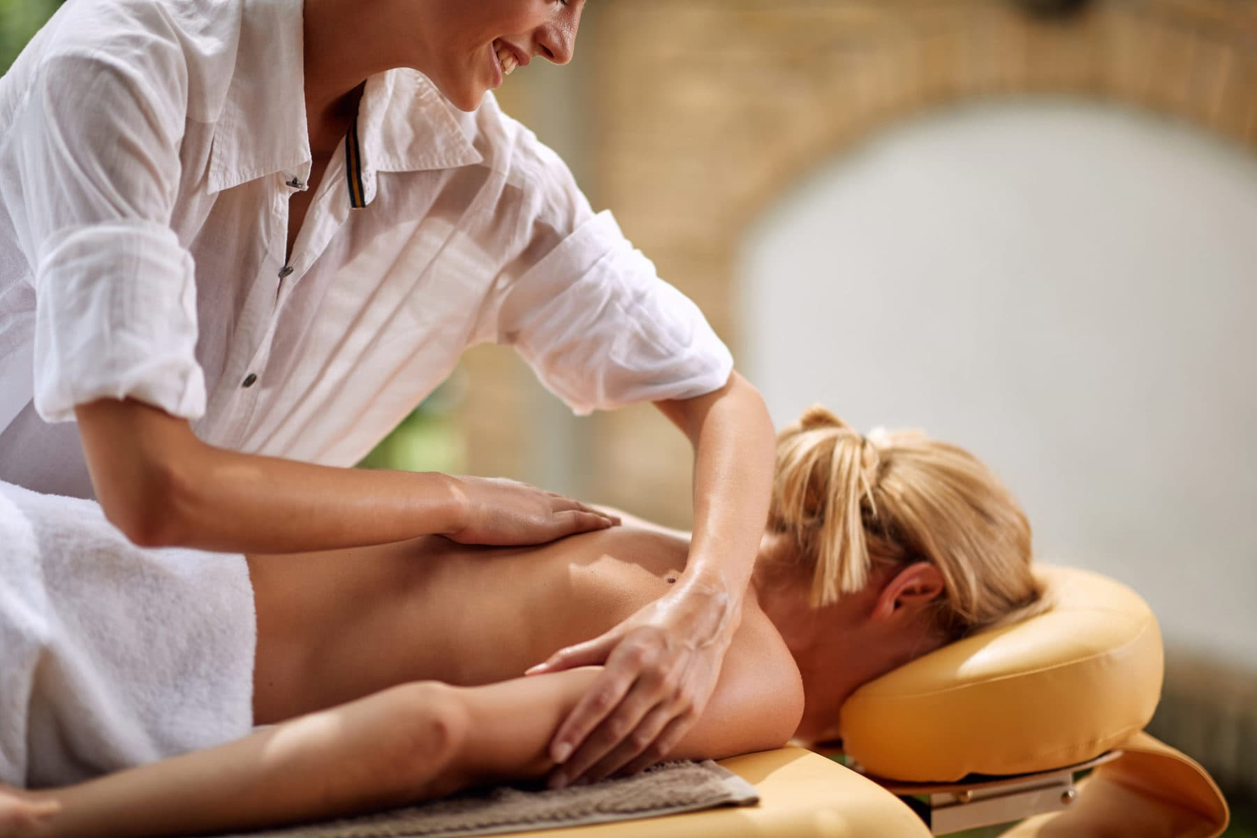 Which Type of Pain Can Massage Therapy Help?