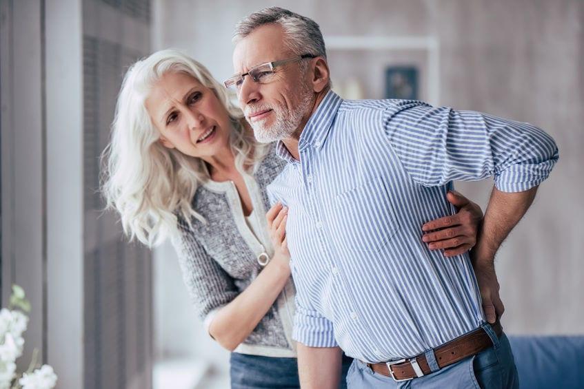 sciatica pain while standing